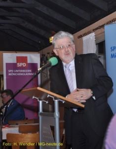 MdL Hans-Willi Körfges SPD