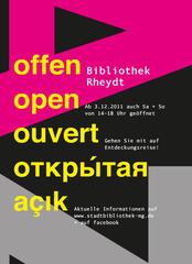 Bibliothek Rheydt