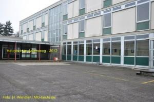 Schule Asternweg in Giesenkirchen 2012