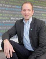Dr. Hans Peter Schlegelmilch; CDU-Fraktionsvorsitzender