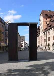 Denkmal Flucht