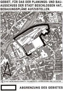 aktuelles Gebiet des B-Plans