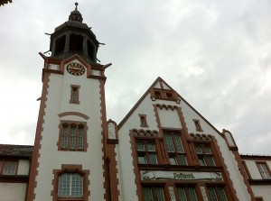 Post in Rheydt