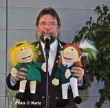 001_Horst Thoren mit Lilli und Willi_Foto Katz