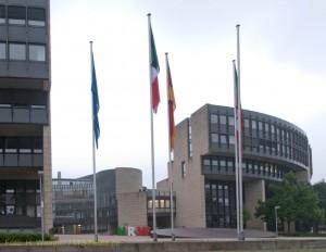 Landtag inn Düsseldorf