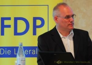 Stockschläger - FDP