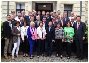 CDU-Kandidaten für 2014