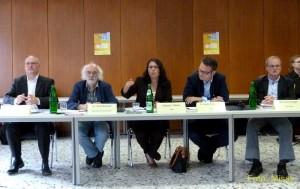 Bundestagskandidaten diskutieren