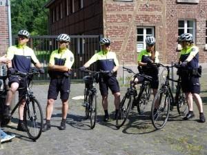 Fahrradgruppe