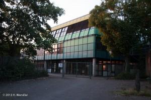 Gesamtschule Stadtmitte - Multifunktionsgebäude