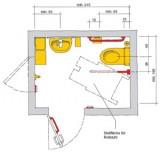 Rathaus rheydt hat jetzt auch behindertentoilette mg heute for Rollstuhlgerecht bauen