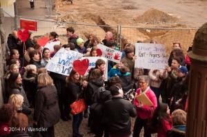 Demo der Realschule im Schulausschuss am 5.Febr. 2014 -0012