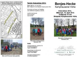 Flyer Benjes Hecke Ostern 16  April 2014_Seite_1