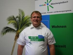 KoKoBe-Gewinn für Marcel Mertens