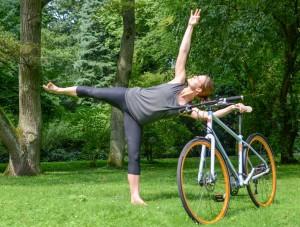 Fahrradyoga