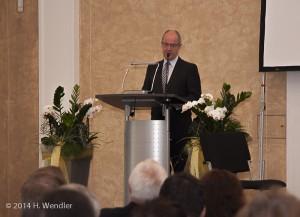 OB Reiners bei seiner Ansprache