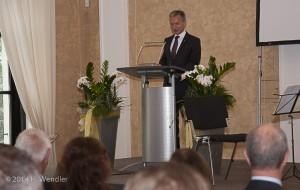 Oberbürgermeister von Gelsenkirchen, Frank Baranowski.