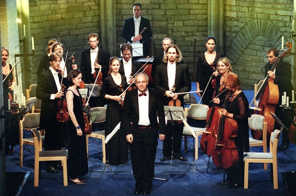 Kammerphilharmonie Amadé; Foto: (c) Michael Gottschalk