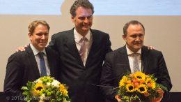 Jochen Klenner, Dr. Günter Krings, Frank Boss