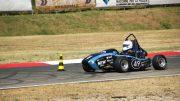 Foto: Der RS16c beim Rennen in Italien