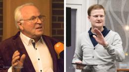v.links: Dr. Rosseck; Simon Schmitz